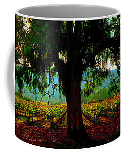 Napa Valley Winery Roadside Coffee Mug