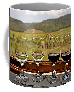 Napa Valley Wine Train Delights Coffee Mug
