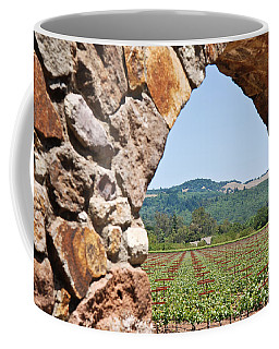 Napa Vineyard Coffee Mug