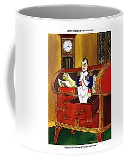 Napoleon Dans Son Bureau Apres Jacques-louis David Coffee Mug