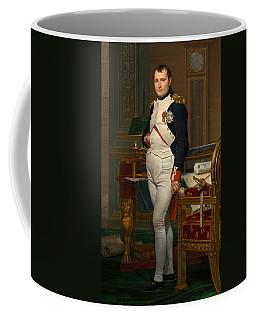 Emperor Napoleon In His Study At The Tuileries Coffee Mug