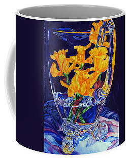 Narcisses Dans Un Vase From Master Class Coffee Mug