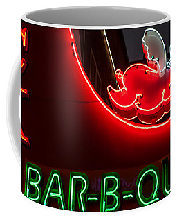 Nashville Bbq Coffee Mug