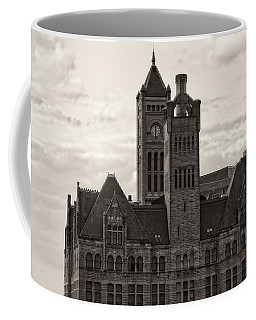 Nashville's Union Station Coffee Mug