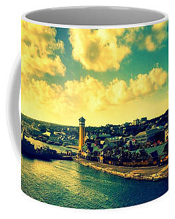 Nassau The Bahamas Coffee Mug