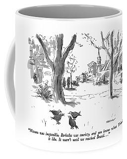Nassau Was Impossible Coffee Mug