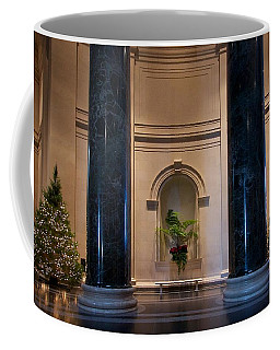 National Gallery Of Art Christmas Coffee Mug