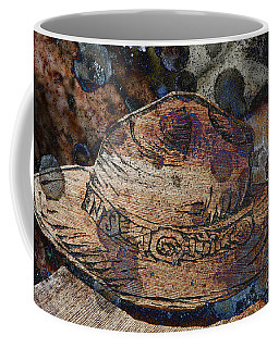 National Park Service Ranger Hat Coffee Mug by John Stephens