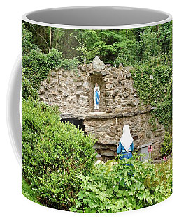 National Shrine Grotto Of Our Lady Of Lourdes Coffee Mug