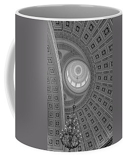 National Statuary Rotunda Bw Coffee Mug