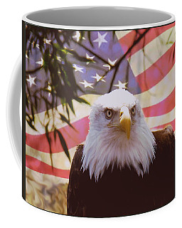 National Symbols Coffee Mug by Kae Cheatham