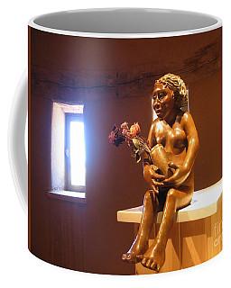 Coffee Mug featuring the photograph Native American Art by Dora Sofia Caputo Photographic Art and Design
