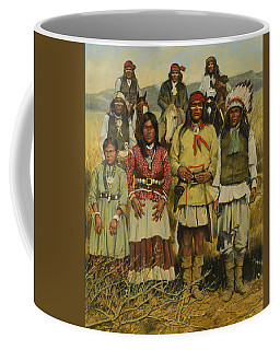 Apache Family Coffee Mug