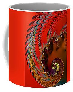 Native American Headdress Coffee Mug