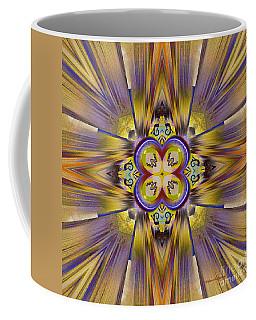 Native American Spirit Coffee Mug by Deborah Benoit