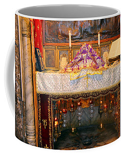Nativity Grotto Coffee Mug
