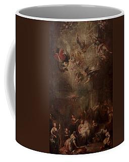 Nativity Of Mary Coffee Mug