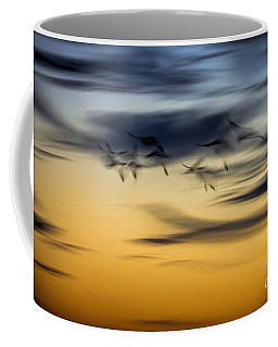 Natural Abstract Art Coffee Mug