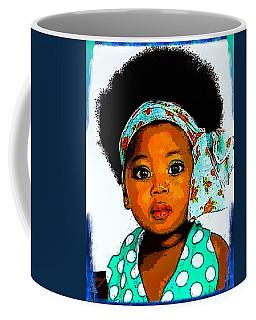 Natural Baby Girl Coffee Mug