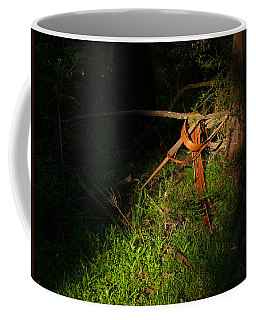 Coffee Mug featuring the photograph Natural Bands 2 by Evelyn Tambour