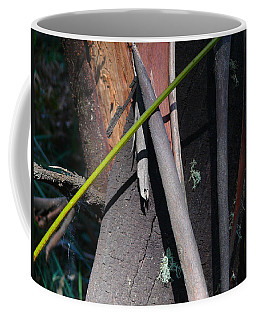 Coffee Mug featuring the photograph Natural Bands 3 by Evelyn Tambour