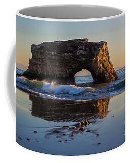 Natural Bridge Coffee Mug by Suzanne Luft