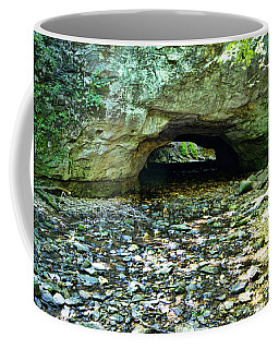 Natural Rock Bridge Coffee Mug