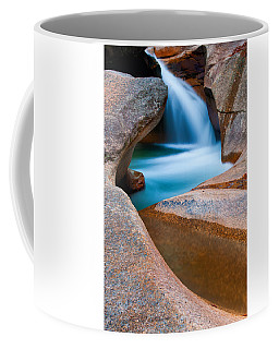Natural Sculpture - Basin Formations Coffee Mug
