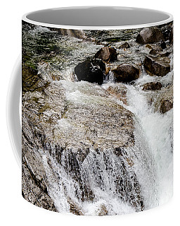 Backroad Waterfall Coffee Mug