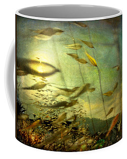 Nature #12. Strong Wind Coffee Mug by Alfredo Gonzalez
