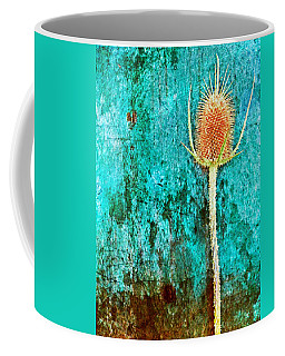 Coffee Mug featuring the digital art Nature Abstract 13 by Maria Huntley