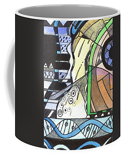 Nature And Nurture Coffee Mug by Helena Tiainen