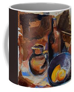 Still Life Sepia Coffee Mug by Elise Palmigiani