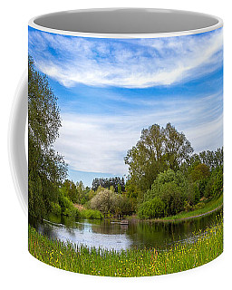 Nature Preserve Segete Coffee Mug