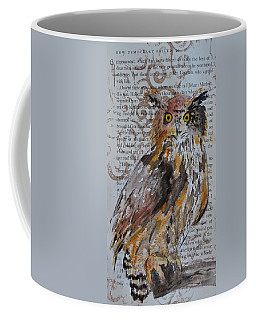 Nature Prevails Original Version Coffee Mug by Beverley Harper Tinsley