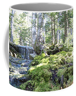 Nature Coffee Mug by Robert Nickologianis