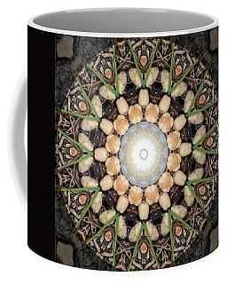 Nature Vortex Mandala #1 Coffee Mug
