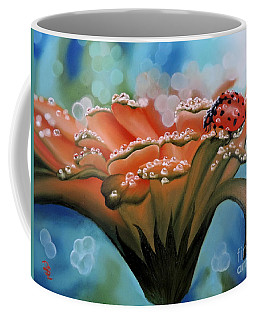 Natures Blessings Coffee Mug by Dianna Lewis