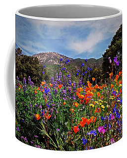 Nature's Bouquet  Coffee Mug by Lynn Bauer