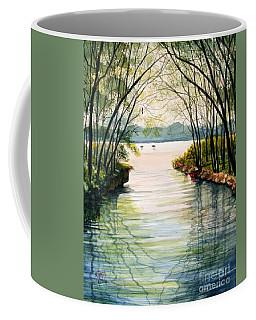 Nature's Cathedral Coffee Mug