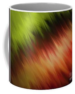 Nature's Feathers Coffee Mug