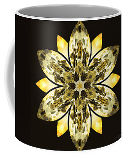 Nature's Mandala 57 Coffee Mug