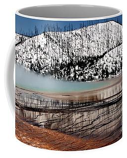 Nature's Mosaic I Coffee Mug by Sharon Elliott