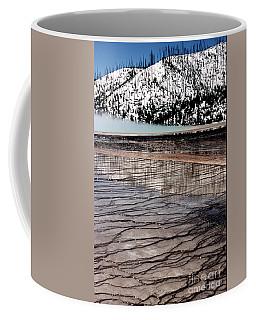 Nature's Mosaic II Coffee Mug by Sharon Elliott