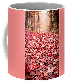 Nature's Red Carpet Revisited Coffee Mug
