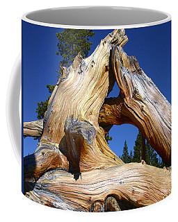 Nature's Triangle Coffee Mug