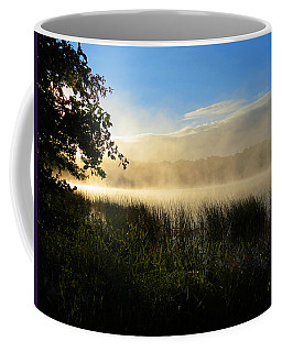 Coffee Mug featuring the photograph Nature's Way by Dianne Cowen
