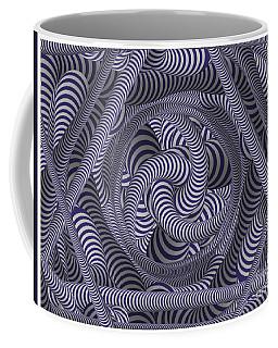 Nautical Coloured Design Coffee Mug