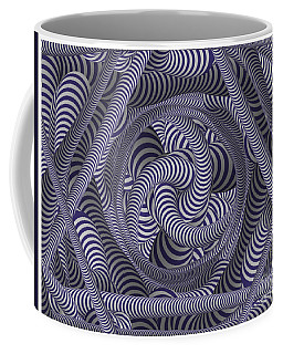 Nautical Coloured Design Coffee Mug