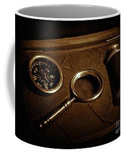 Navagating Coffee Mug